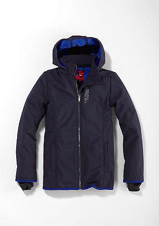 Wasserabweisende Softshell-Jacke