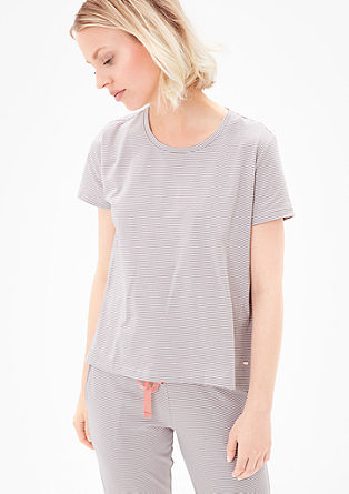 Weites Nightwear-Shirt