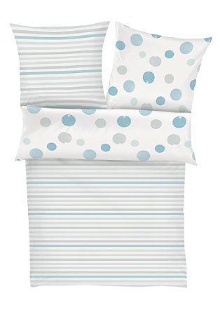 Wende-Bettwäsche aus Feinflanell