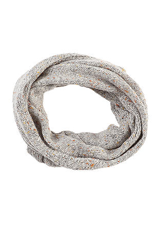 Wool blend snood from s.Oliver