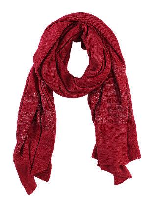 XL-Schal mit Glitzer-Effekt