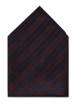 Zijden pochet