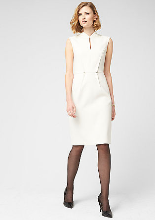 Zip-up dress by Nicola Kuda from s.Oliver