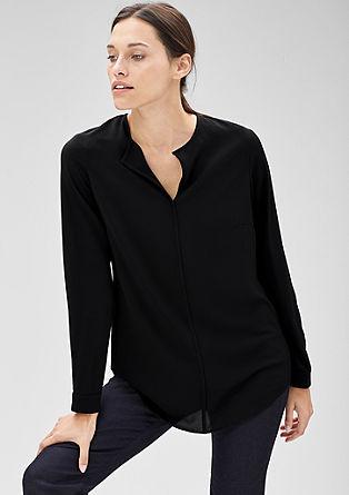 Zračna bluza iz krepa