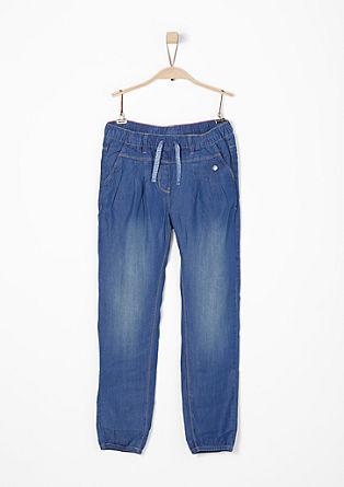 zračne, jeans hlače do gležnjev