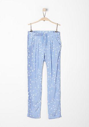 Zračne poletne hlače