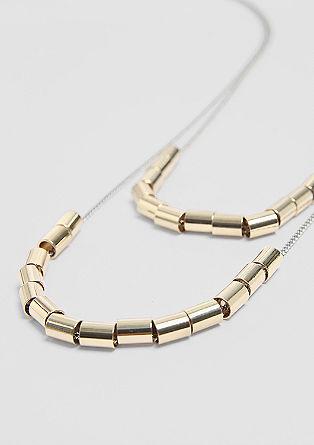 Zweisträngige Halskette