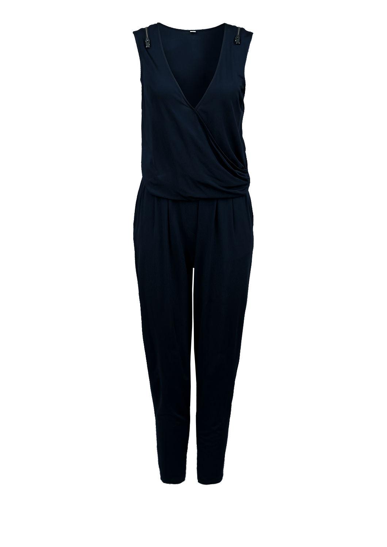 jumpsuit in wickel optik kaufen s oliver shop. Black Bedroom Furniture Sets. Home Design Ideas