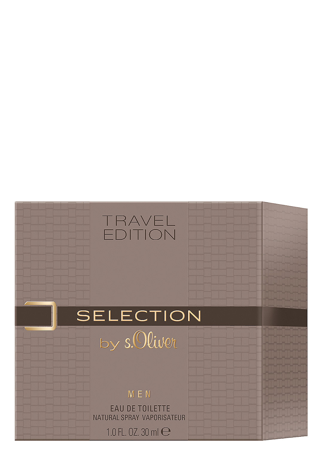Travel Edition SELECTION by s.Oliver Men - EdT 30 ml