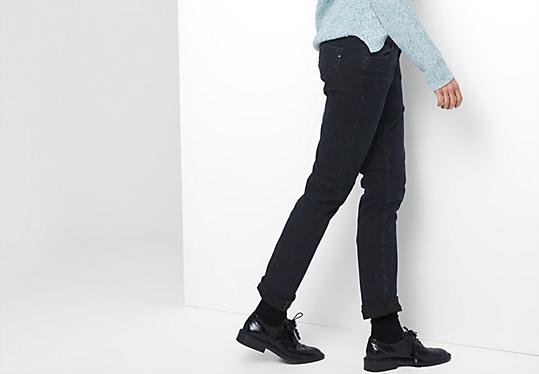 oliver denim catie slim vintage look jeans up to 59 99 eur now 39 99. Black Bedroom Furniture Sets. Home Design Ideas