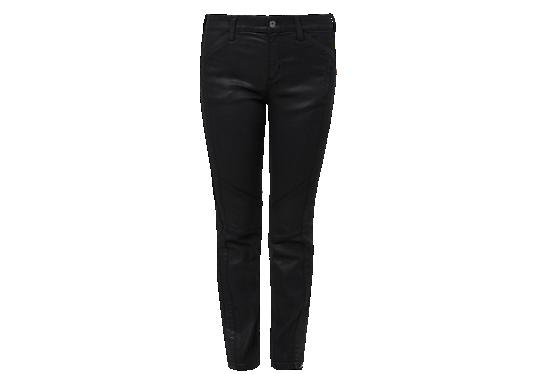 regular punk imitation leather jeans in the s oliver online shop. Black Bedroom Furniture Sets. Home Design Ideas