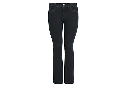 straight jeans with tacking effects in the s oliver online shop. Black Bedroom Furniture Sets. Home Design Ideas