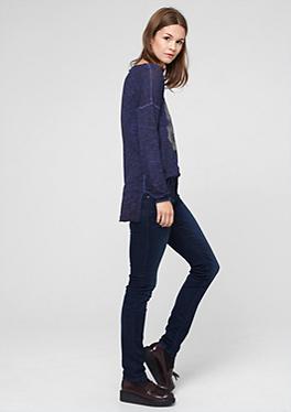 jola jeans with a push up effect in the s oliver online shop. Black Bedroom Furniture Sets. Home Design Ideas