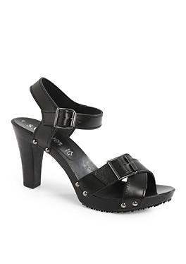sandalen pantoletten f r damen im s oliver online shop kaufen. Black Bedroom Furniture Sets. Home Design Ideas