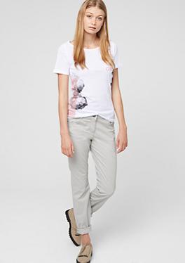 sale straight jeans f r damen bequem im s oliver online shop kaufen. Black Bedroom Furniture Sets. Home Design Ideas