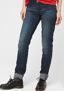 sale straight jeans f r damen bequem im s oliver online. Black Bedroom Furniture Sets. Home Design Ideas
