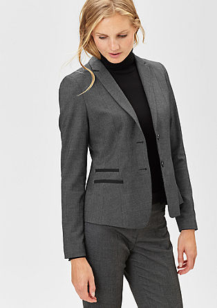 End-on-end blazer from s.Oliver