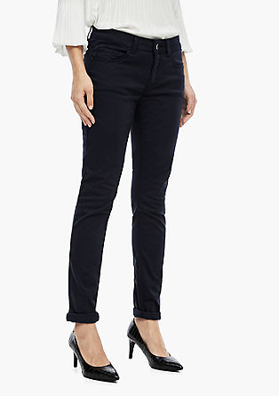 Sienna Superslim: coloured denim jeans from s.Oliver