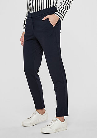 Rachel Slim: business trousers from s.Oliver