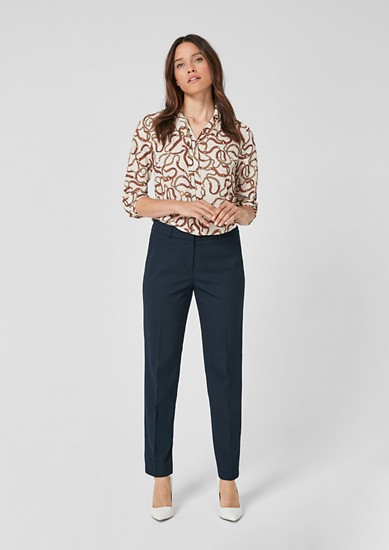 Rita Comfort: Cloth trousers from s.Oliver
