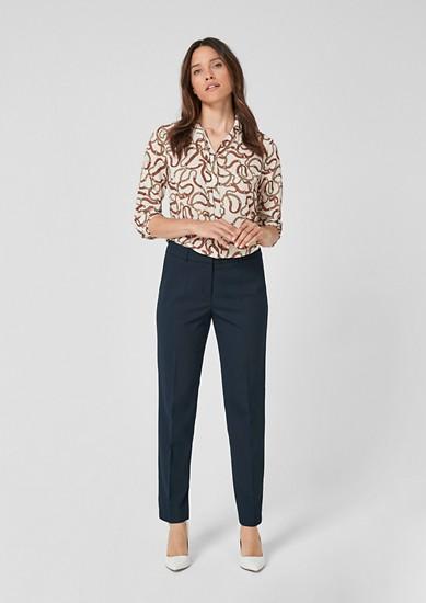 Rita Comfort: látkové kalhoty