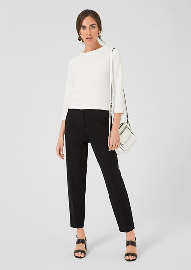 Rachel Slim : pantalon business 7/8 de s.Oliver