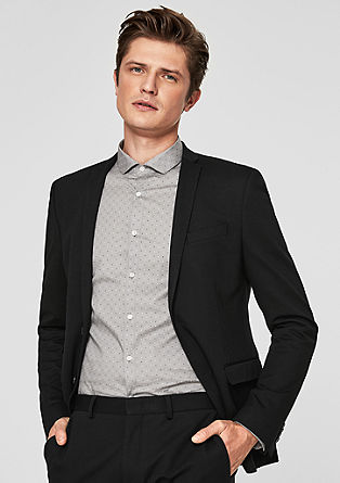 Fusion Suit Slim:interlokové sako
