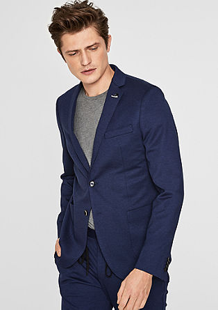 Jog Suit Slim: stretch sports jacket from s.Oliver