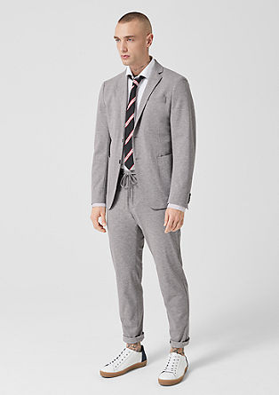 Jogg Suit Slim : veston stretch de s.Oliver