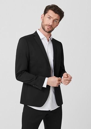Slim: veste de costume lavable de s.Oliver
