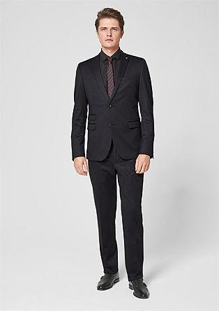 Slim: veston stretch de s.Oliver