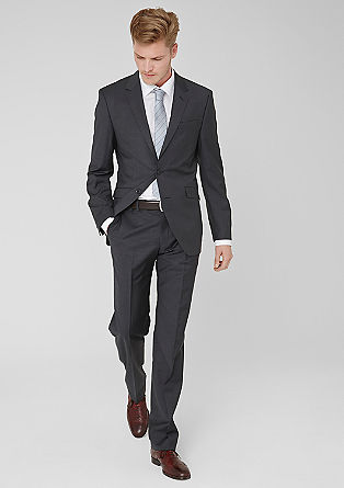 Elegant trousers in a timeless design from s.Oliver