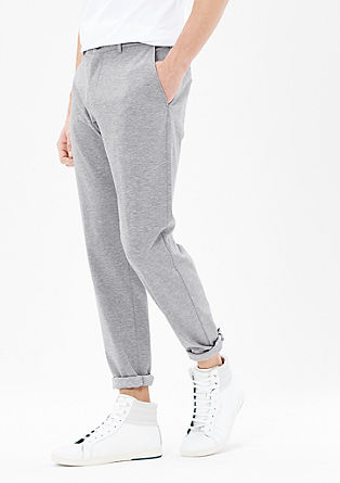 Slim: Jogg Suit-Hose