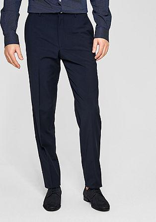 Padua Regular: klasické oblekové kalhoty
