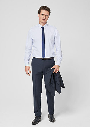 Regular: Pinstripe-Hose