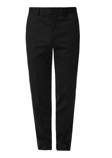 Slim: Washable suit trousers from s.Oliver