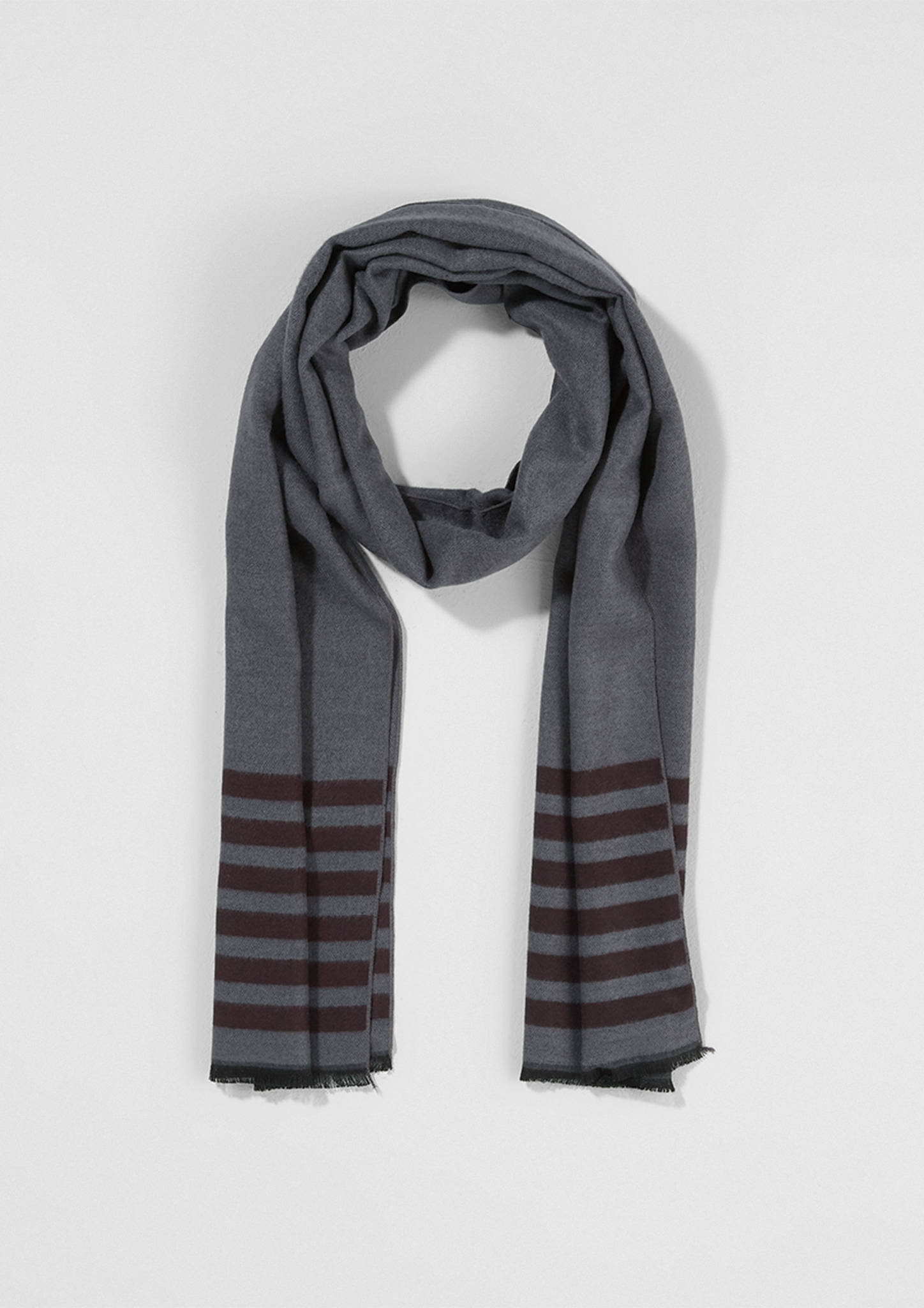 BUFF® Knitted Wrap Agna Erwachsene Schlauchschal Black
