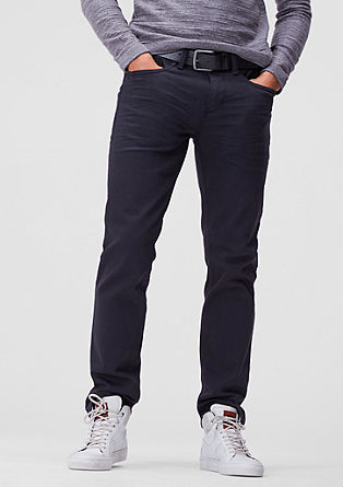 Tubx Regular: Coloured jeans from s.Oliver