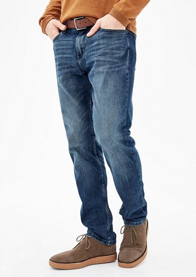 Tubx Regular: jean ceinturé de s.Oliver