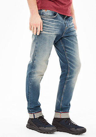 Tubc Tapered: Used-Jeans
