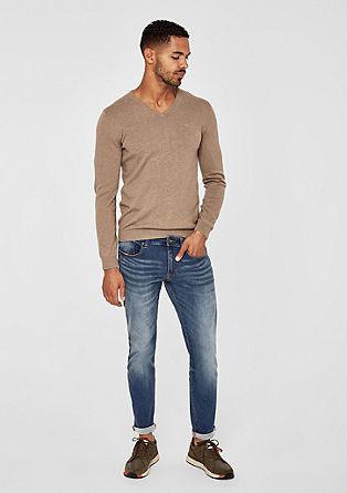 Stick Slim: izjemno raztegljiv jeans