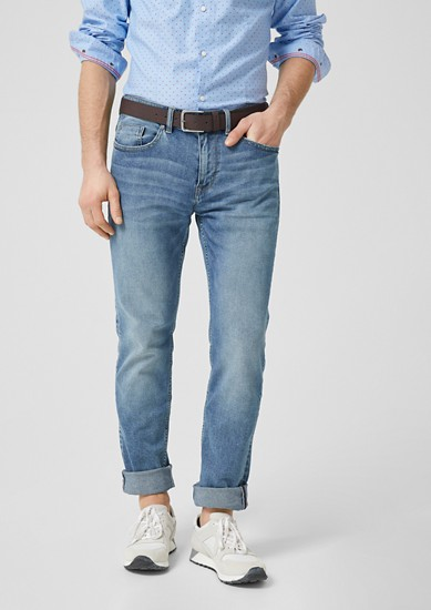 Close Slim: džíny sopaskem