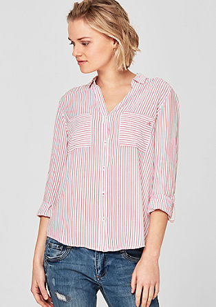 Striped shirt blouse from s.Oliver