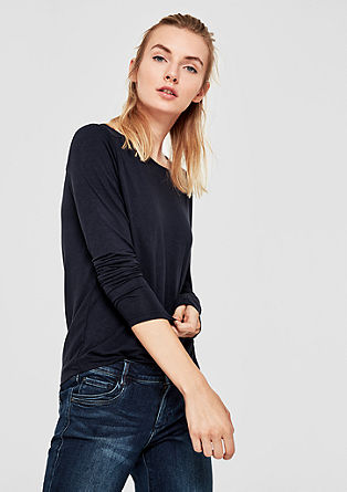 Simple, basic long sleeve top from s.Oliver