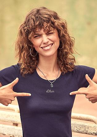 Tričko snatištěným logem