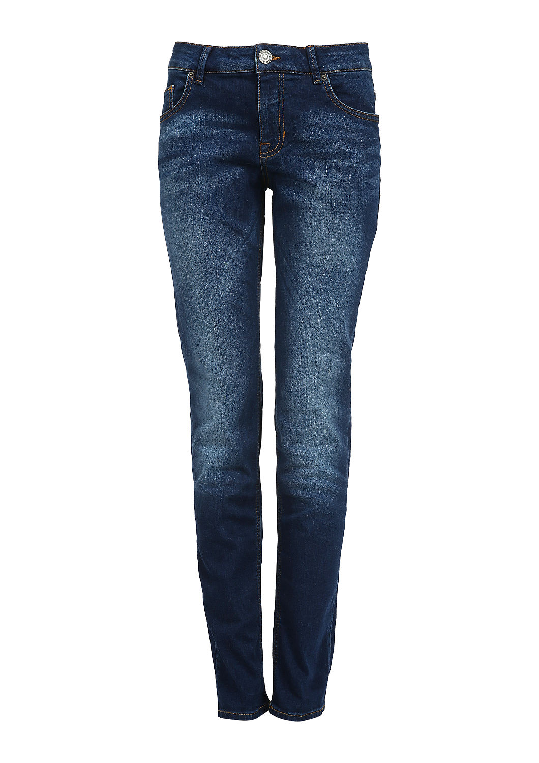d2be2fb84 Buy Tube  stretchy blue jeans