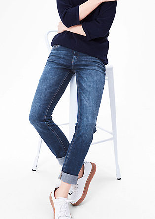 Shape Slim: Used-Jeans