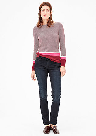 Shape Slim: Coloured Denim