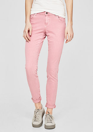 Shape superskinny: coloured jeans