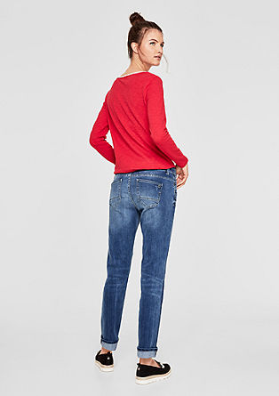 Smart Straight: Anschmiegsame Denim